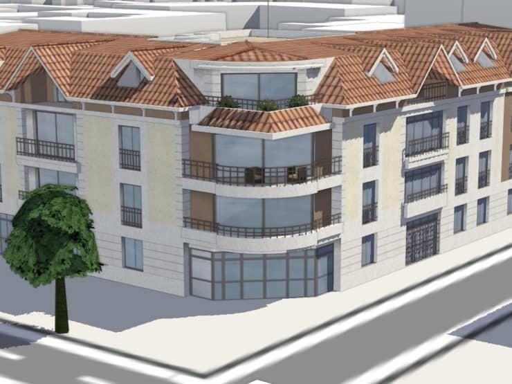 Arcachon – Centre / Appartement T3 neuf