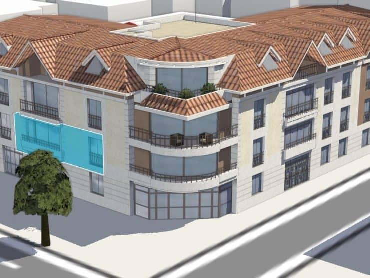 Arcachon – Centre / Appartement T2 neuf