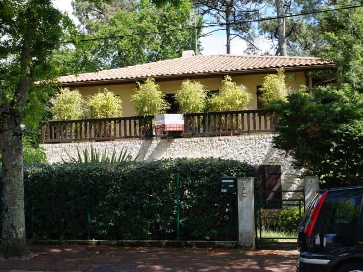 Arcachon – Abatilles Villa traditionnelle 164 m²
