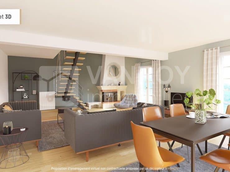 Exclusivité / St.-Médard-en-Jalles – Proche centre / Villa T5 de 140m²