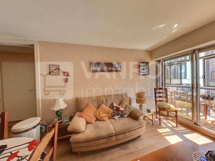 Arcachon – Centre / Appartement T2 de 40 m² avec balcon ou terrasse