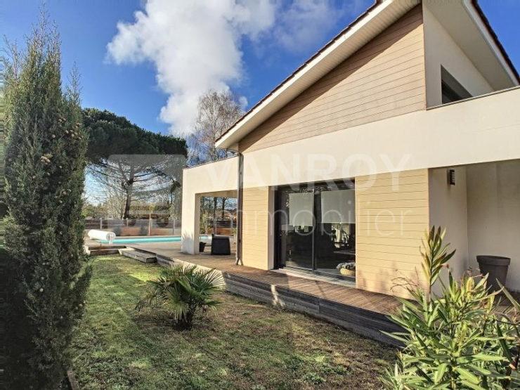 La Teste – Cazaux / Villa contemporaine T5 avec piscine