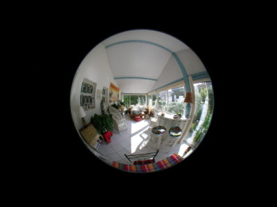 Photo Fisheye Visite Virtuelle Immobilier Arcachon Pyla