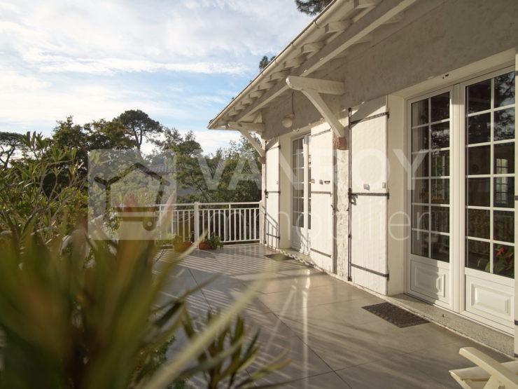 Arcachon – Parc Pereire / Jolie Villa Gaume de charme